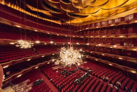 The metropolitan opera chandeliers met op store courtesy of the metropolitan opera aloadofball Gallery