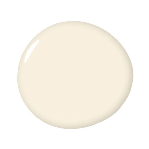 China White Benjamin Moore Paints