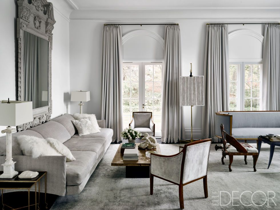 20 Best Grey Paint Colors - Top Shades Of Gray Wall Paint