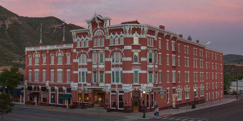 50 Most Beautiful Historic Hotels In America