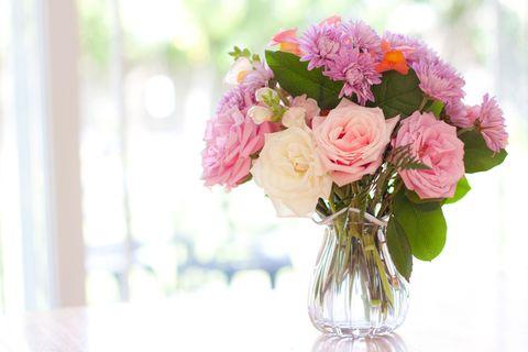5 Flower Arranging Tips - Flower Arrangement Ideas