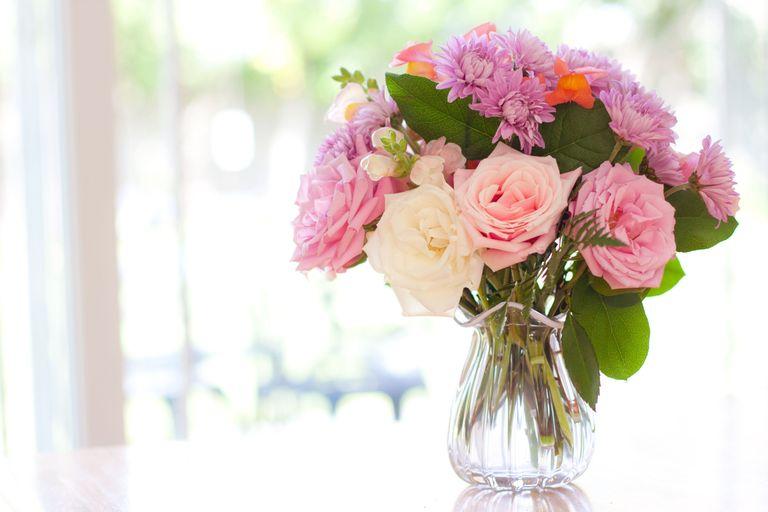 5 Flower Arranging Tips Flower Arrangement Ideas