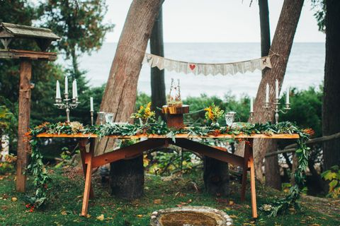 25+ Fall Wedding Venues — Best Locations for Fall Weddings