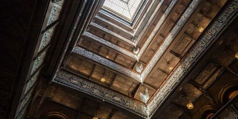 A Once-Abandoned, 135-Year-Old Building Is Home To New York City's Fanciest New Hotel