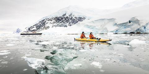 antarctica travel