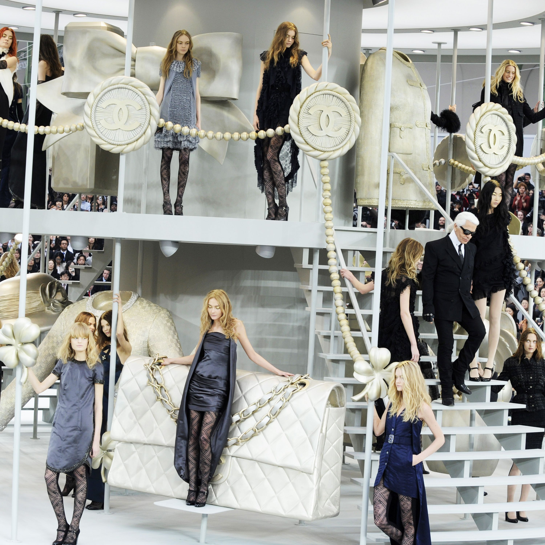 fashion week sets