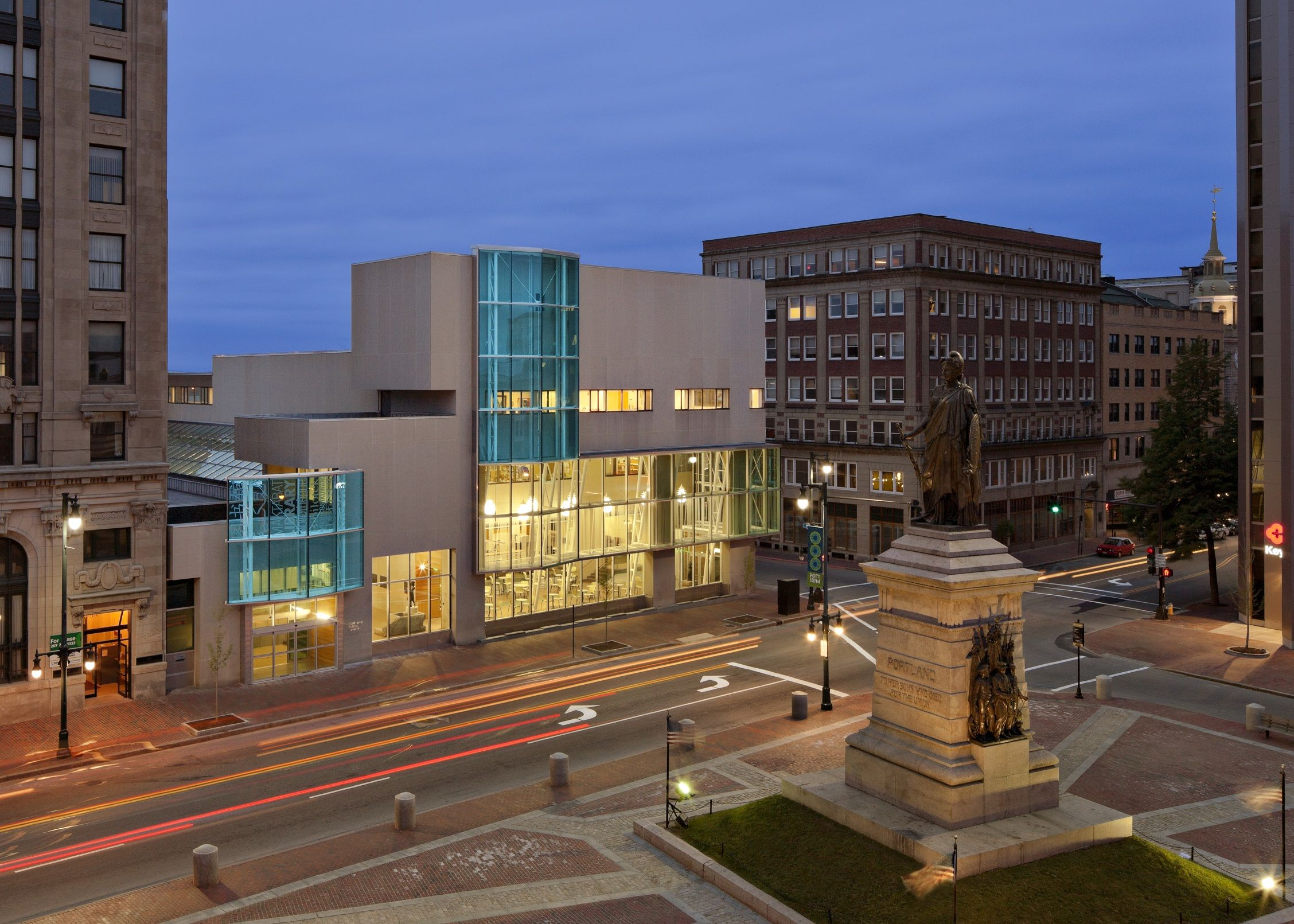 50 Best Libraries In America - State Libraries With Great Design