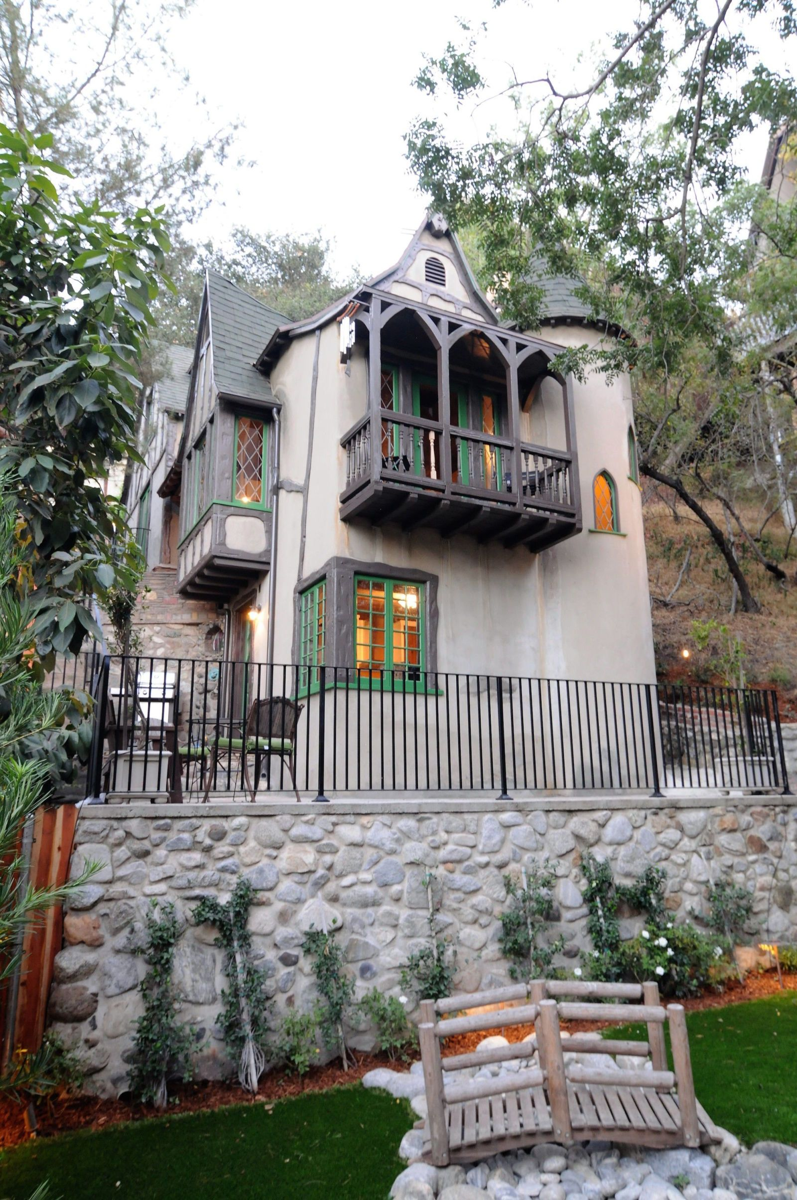 Snow White's Fairytale Los Angeles Cottage Is Now A Short-Term Rental