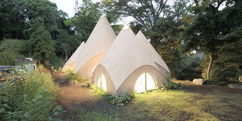 Japanese home designed by architect Issei Suma