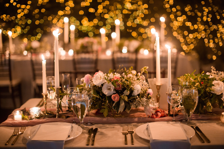 50 Prettiest Wedding Tables - Wedding Tablescape Ideas