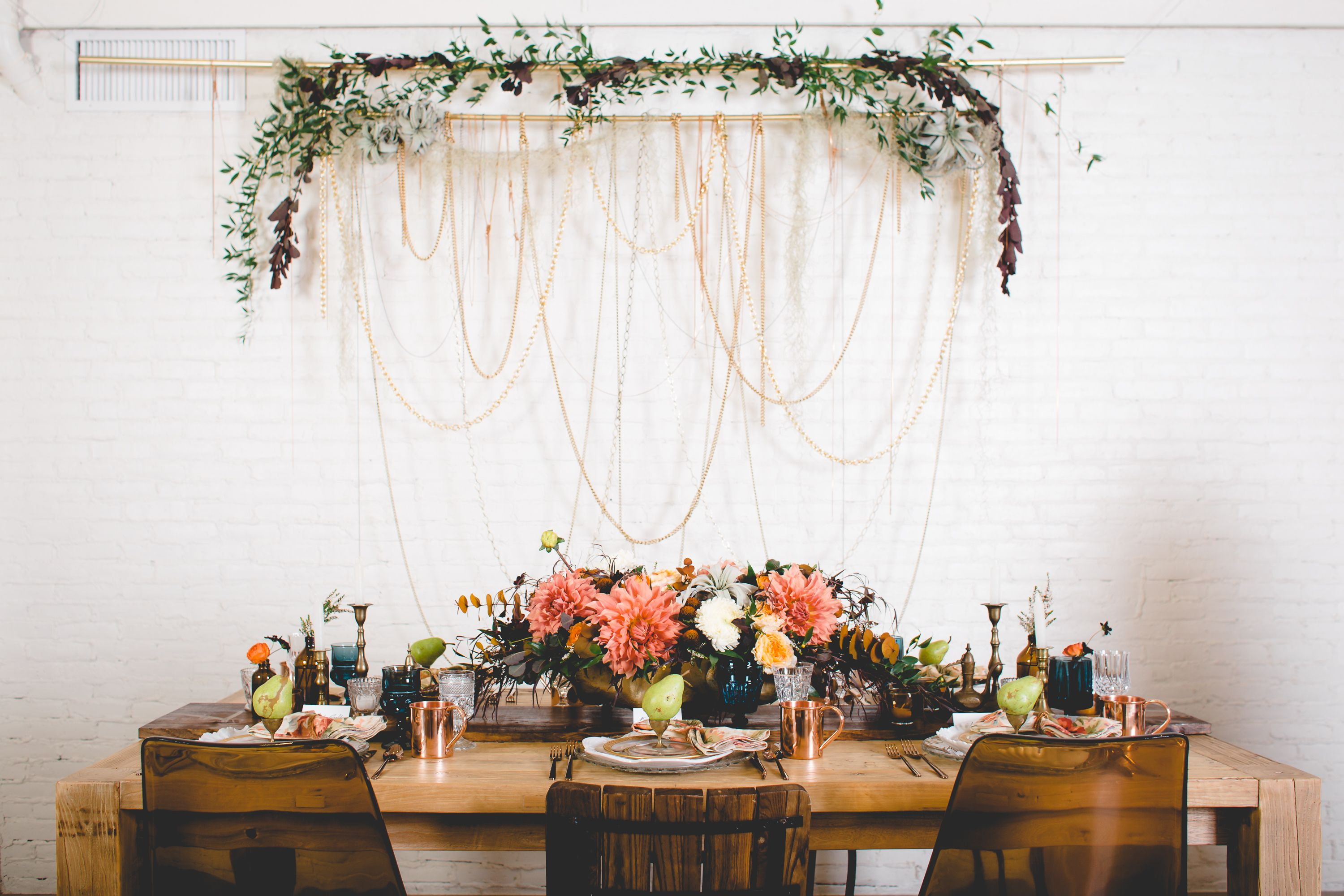 50 Prettiest Wedding Tables - Wedding Tablescape Ideas