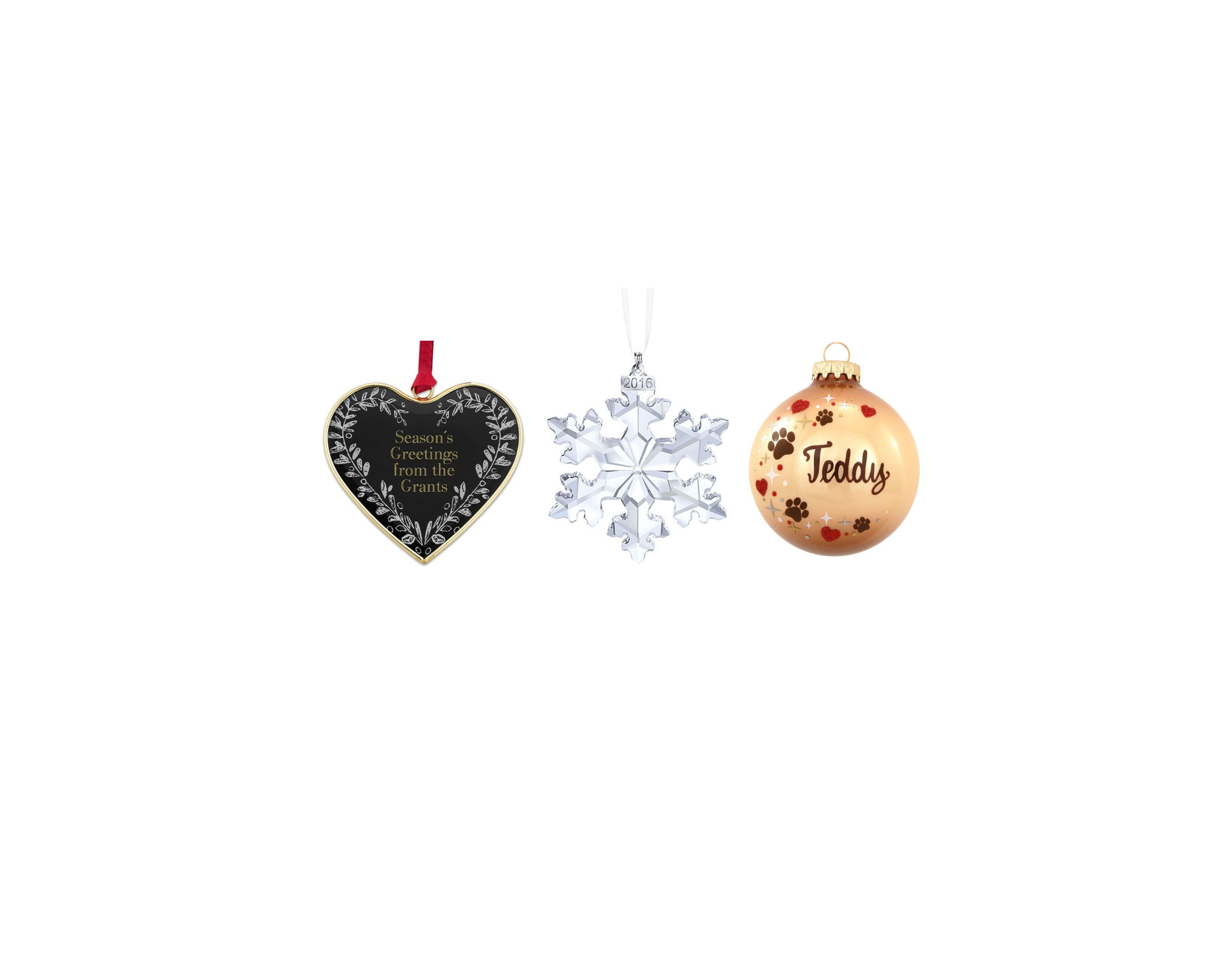15 Personalized Christmas Ornaments - Best Ideas for Family ...