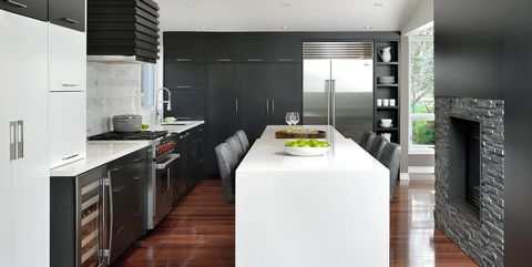 Two Tone Kitchen Cabinet Ideas How Use 2 Colors In Kitchen Cabinets