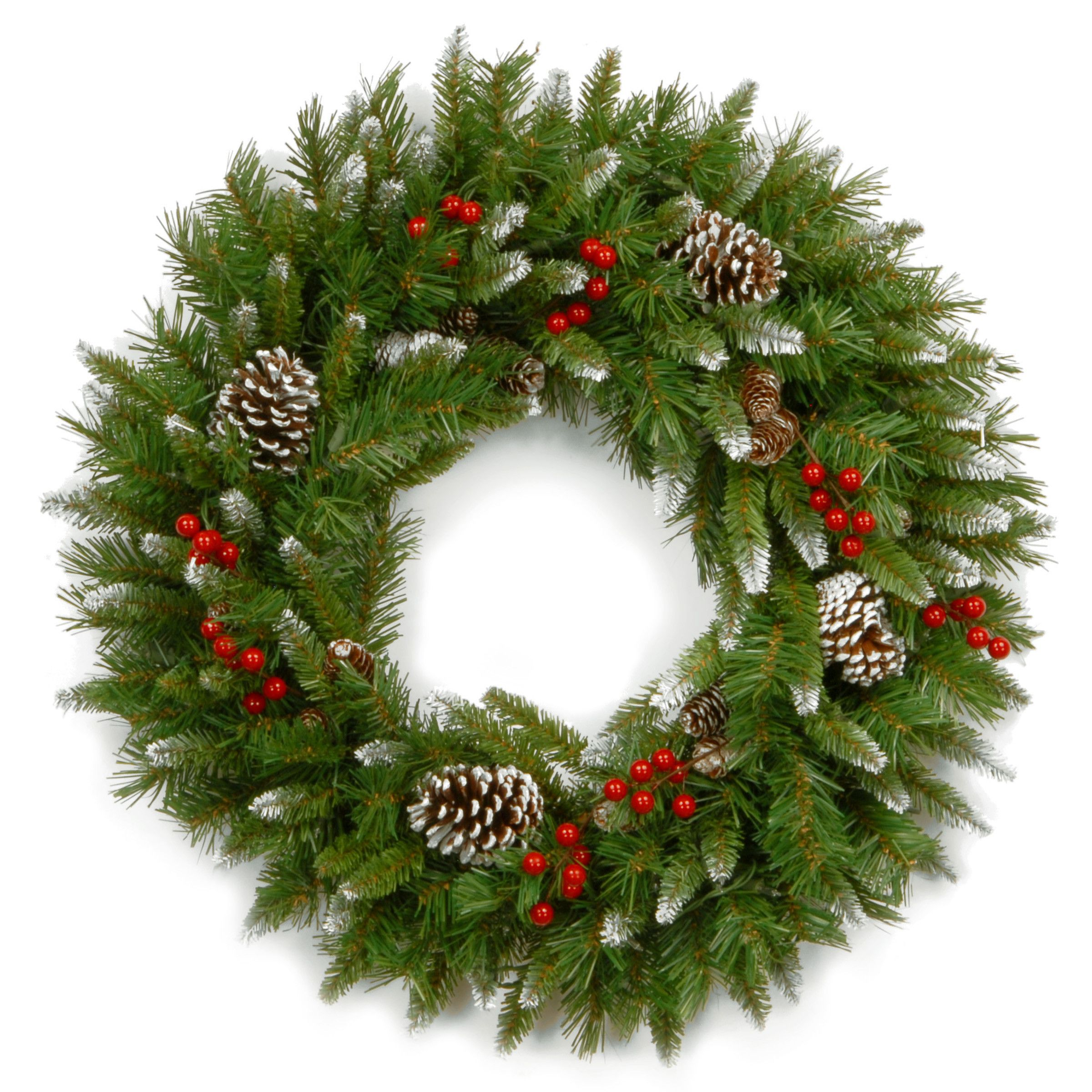 60 best christmas door wreath ideas 2017 - decorating with