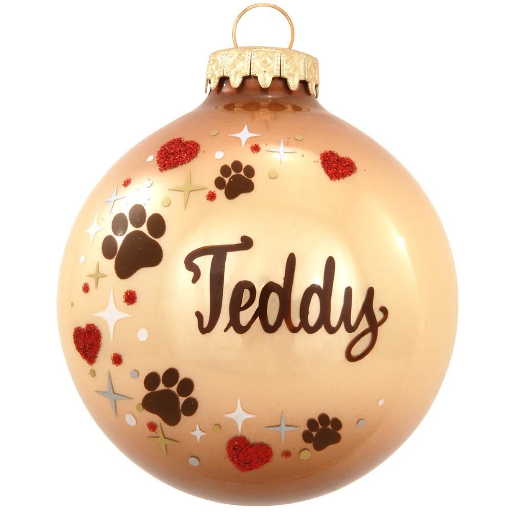 Personalized pet ornament - 15 Personalized Christmas Ornaments Best Ideas For Family Christmas Tree Ornaments