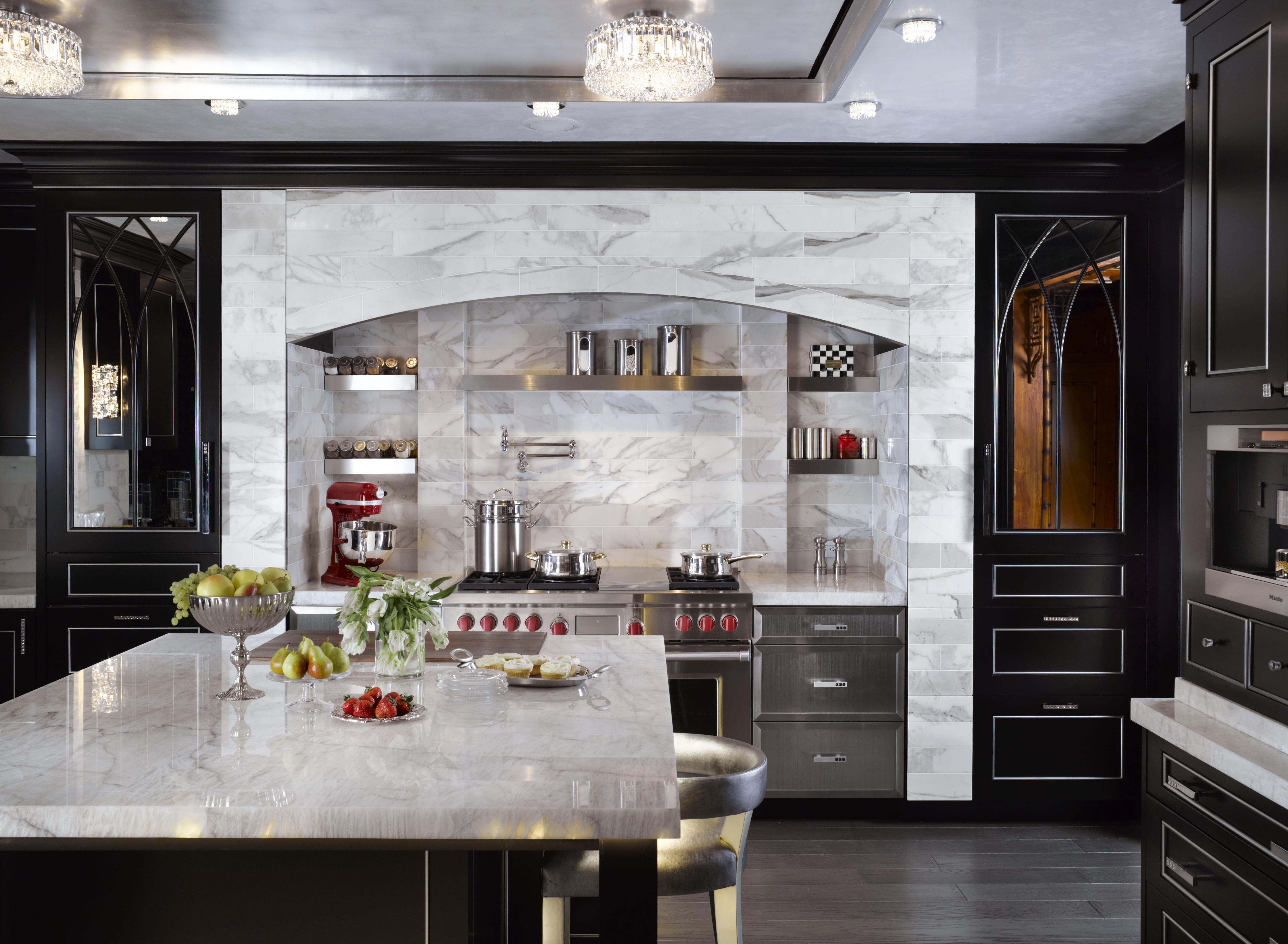 30 Best Black Kitchen Cabinets