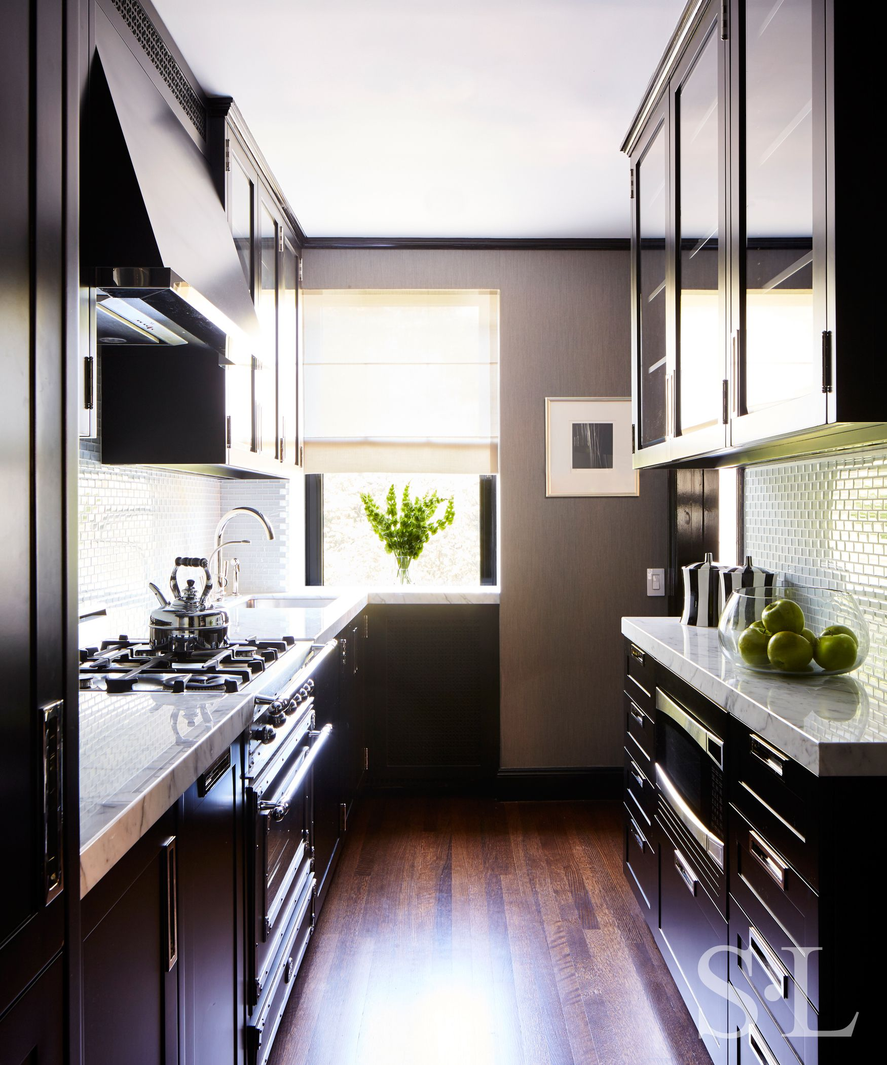 30 Sophisticated Black Kitchen Cabinets Kitchen Designs