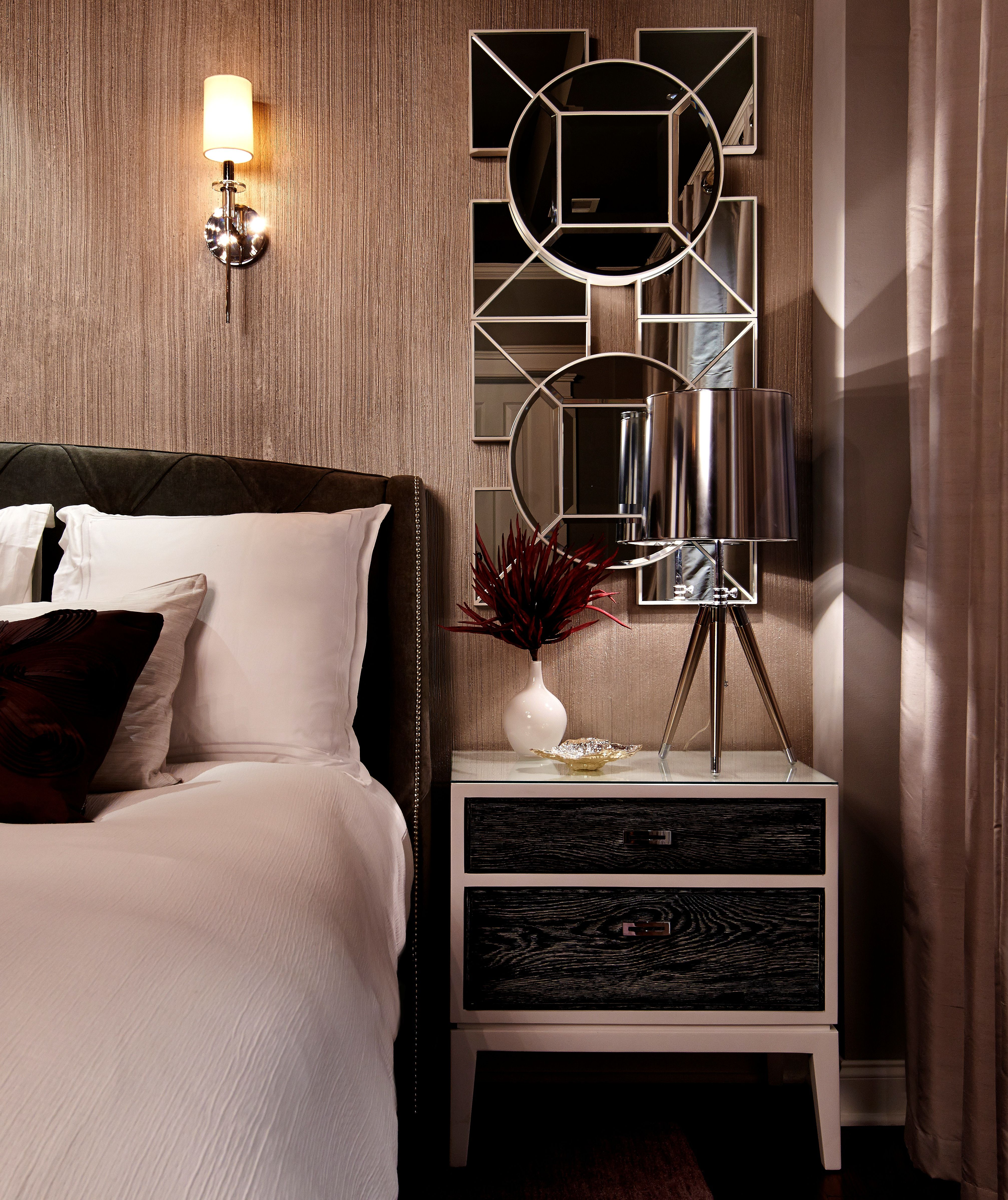 35 Bedside Tables For Your Bedroom S Decor Best Nightstand Inspiration