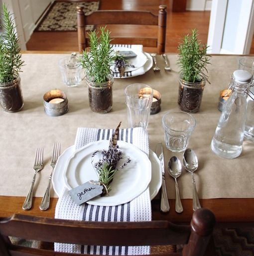 20 thanksgiving table decor ideas thanksgiving table settings and decorations - Table Decor