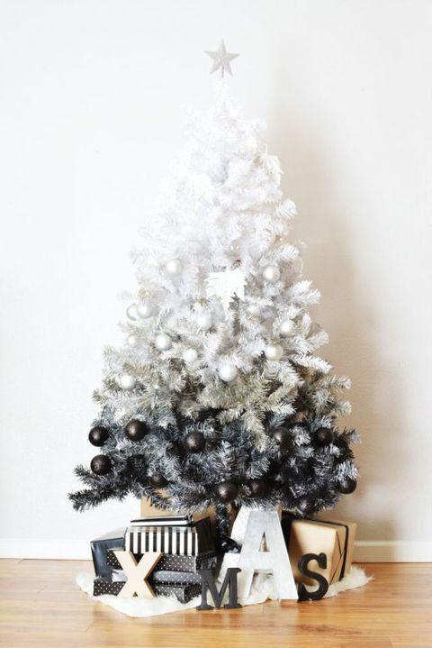 christmas tree ideas - How To Decorate A Christmas Tree Step By Step