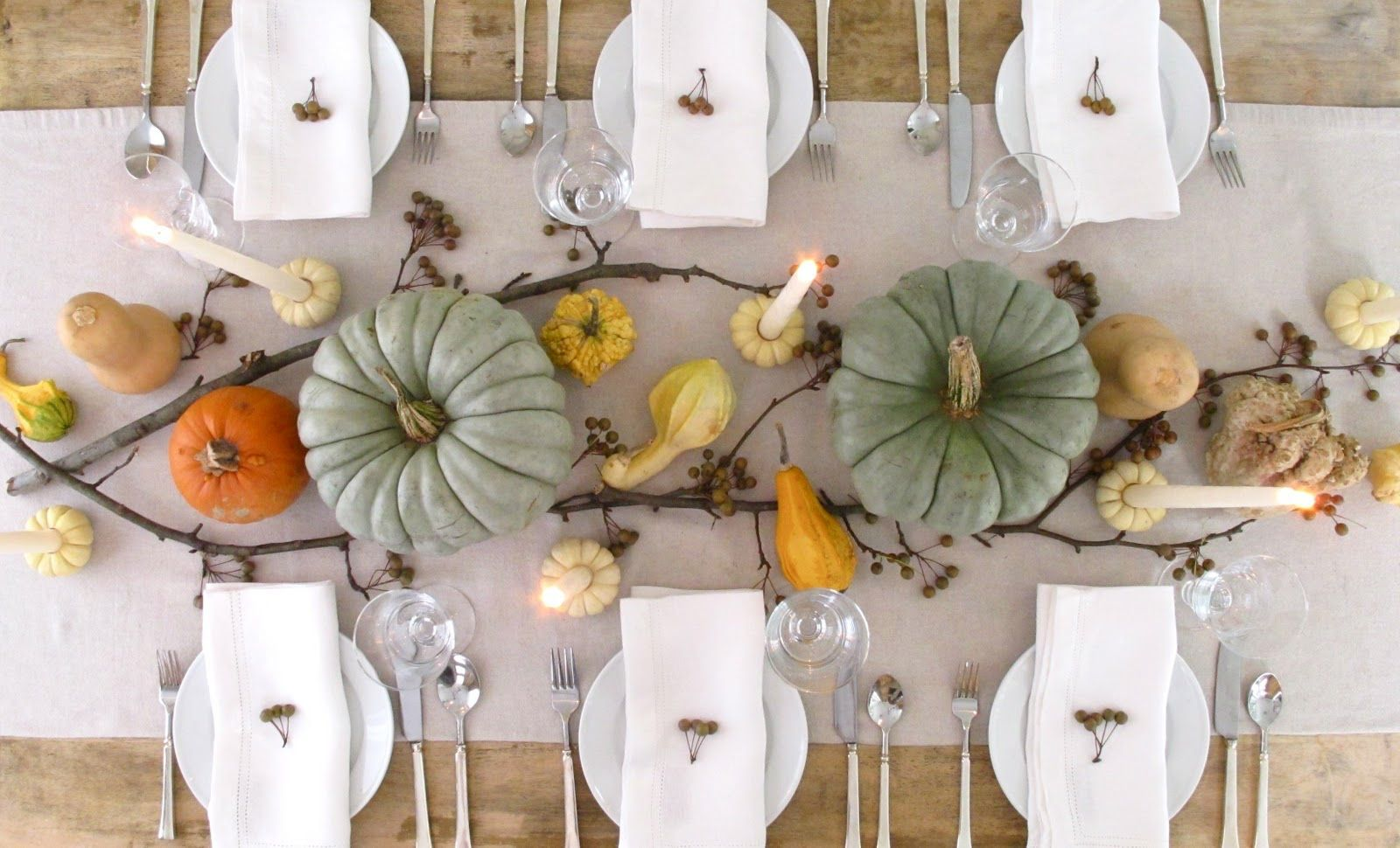 20+ Thanksgiving Table Decor Ideas   Thanksgiving Table Settings And  Decorations