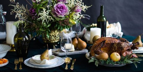 Thanksgiving Home Decor 2017 - Decorating Ideas for Thanksgiving ...