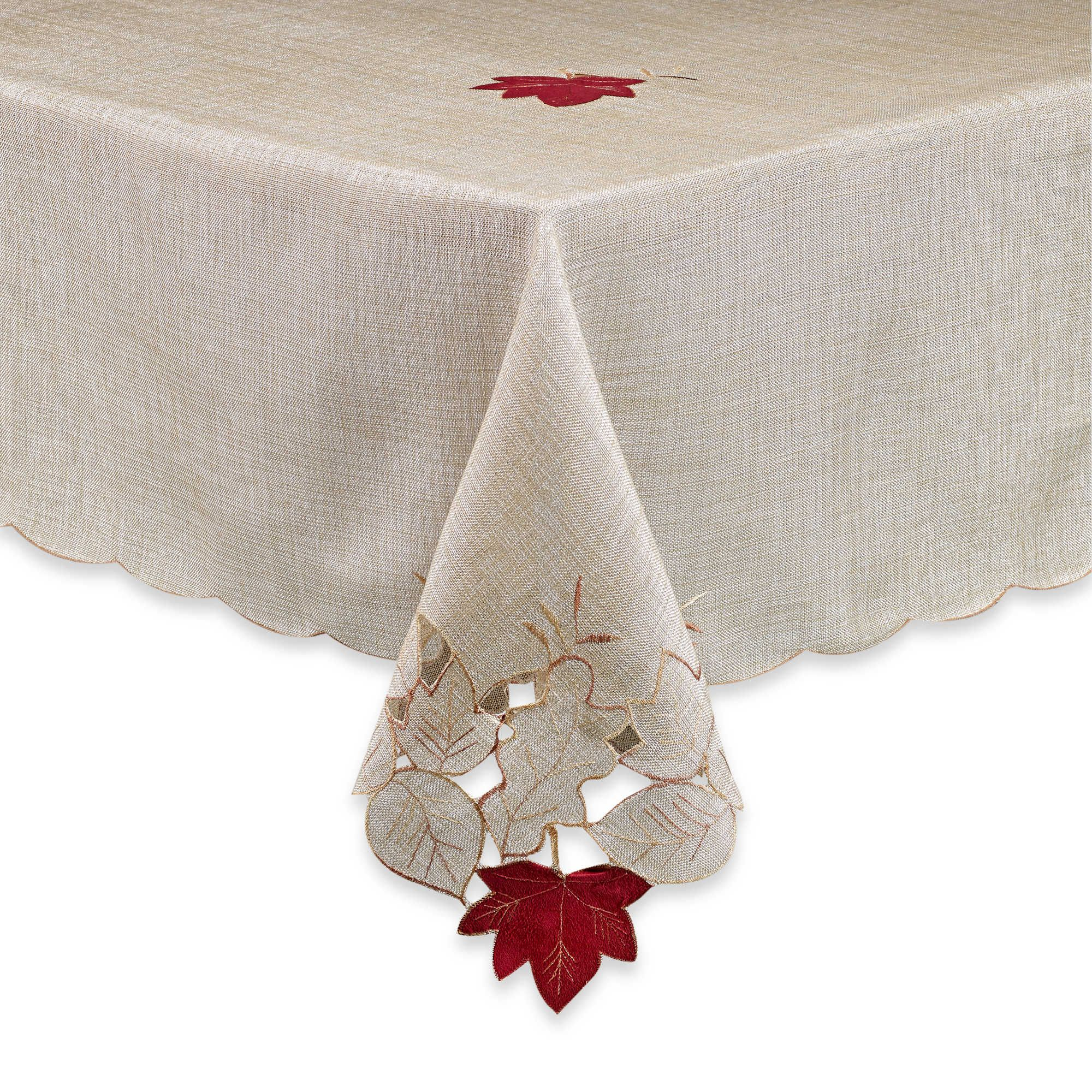 Stylish Thanksgiving Tablecloths Elegant Tablecloths For Thanksgiving