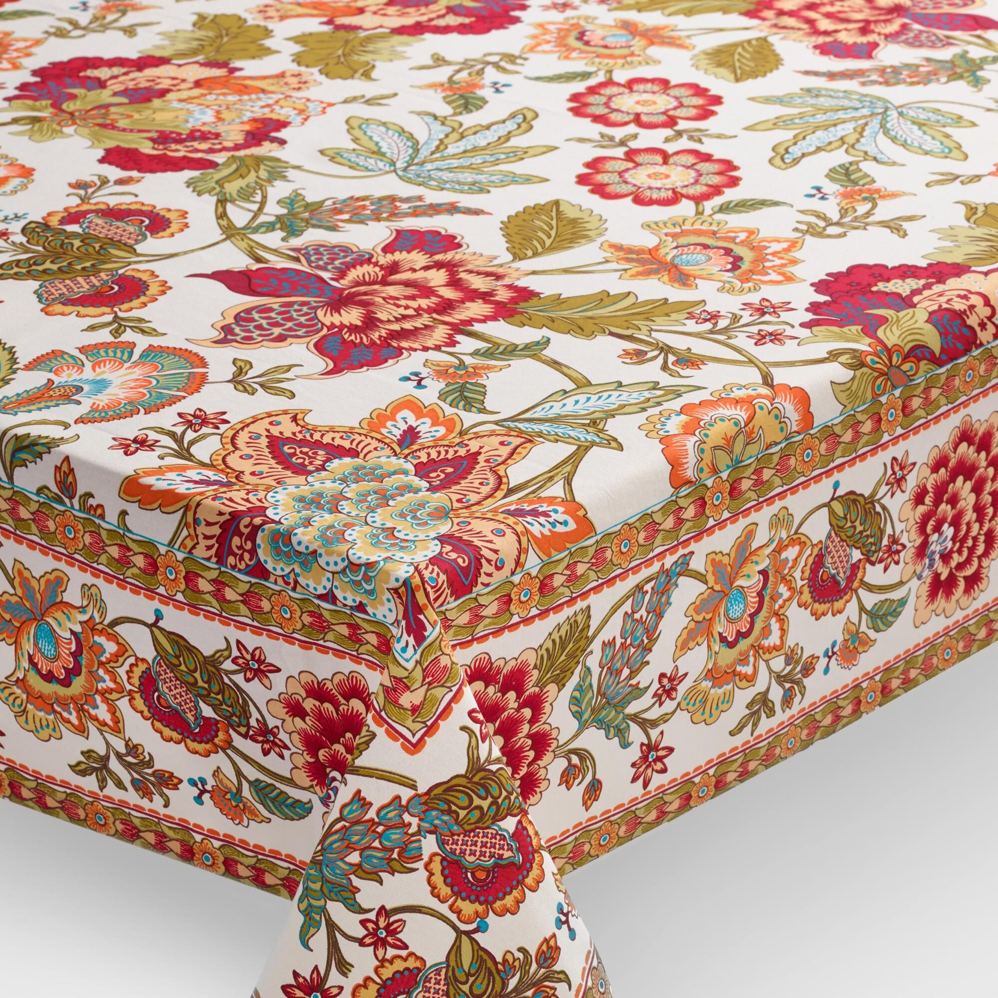 Elegant 22 Best Thanksgiving Tablecloths   Holiday Table Linens For Thanksgiving