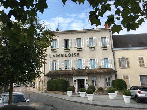 Maison Lameloise, Chagny, France