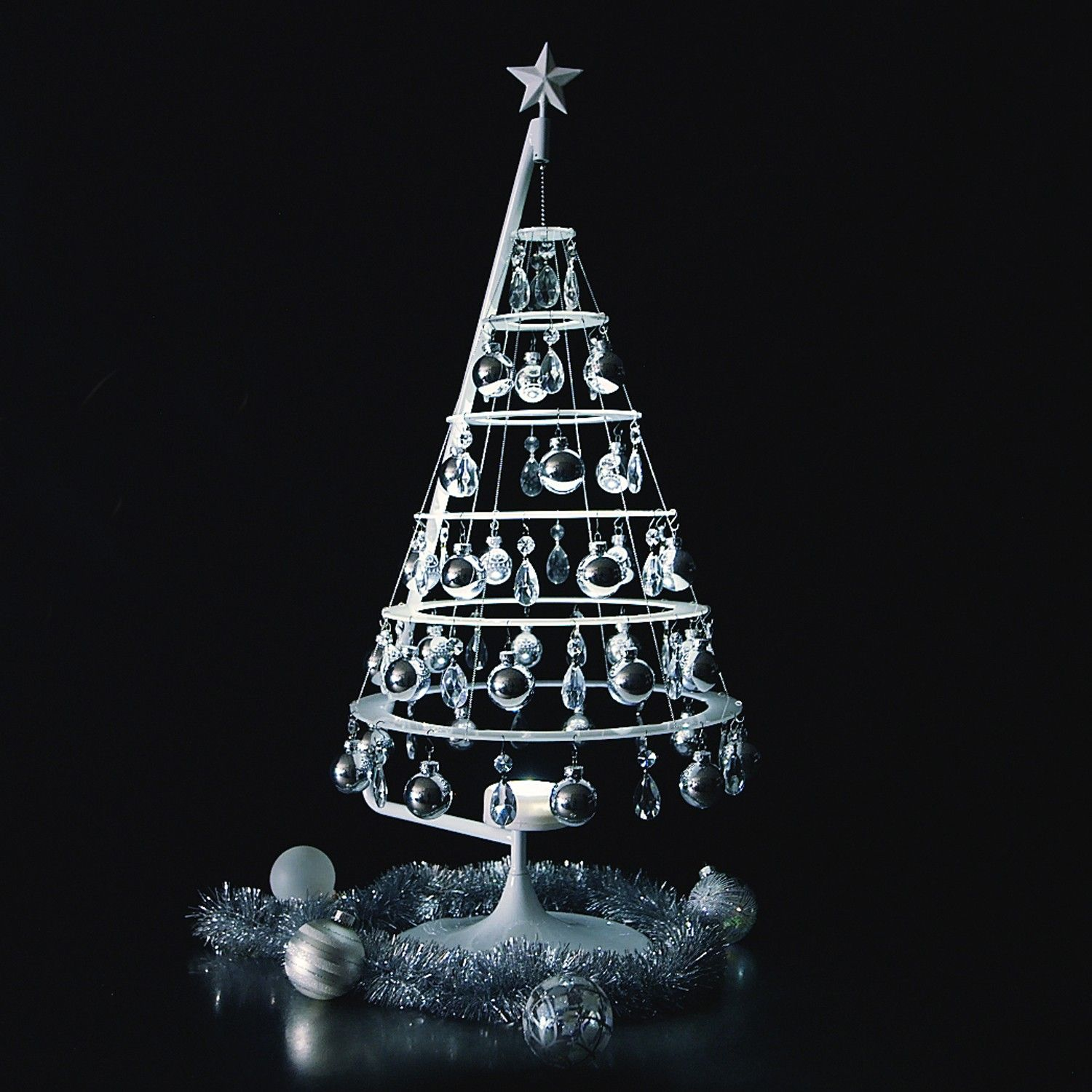 22 Modern Christmas Trees For Holiday Decorations - Contemporary ...