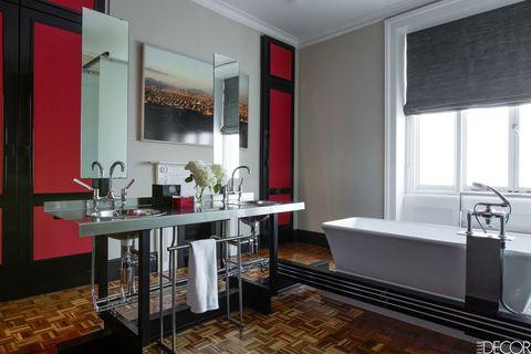 Room, Interior design, Floor, Property, Flooring, Glass, Ceiling, Countertop, Interior design, Wall,