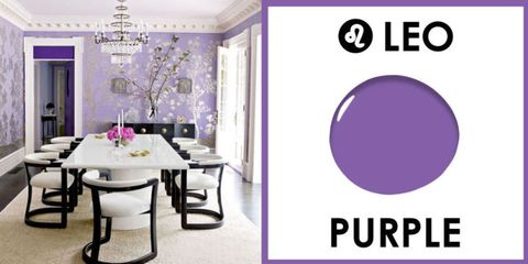 The Best Paint Color For Your Zodiac Sign