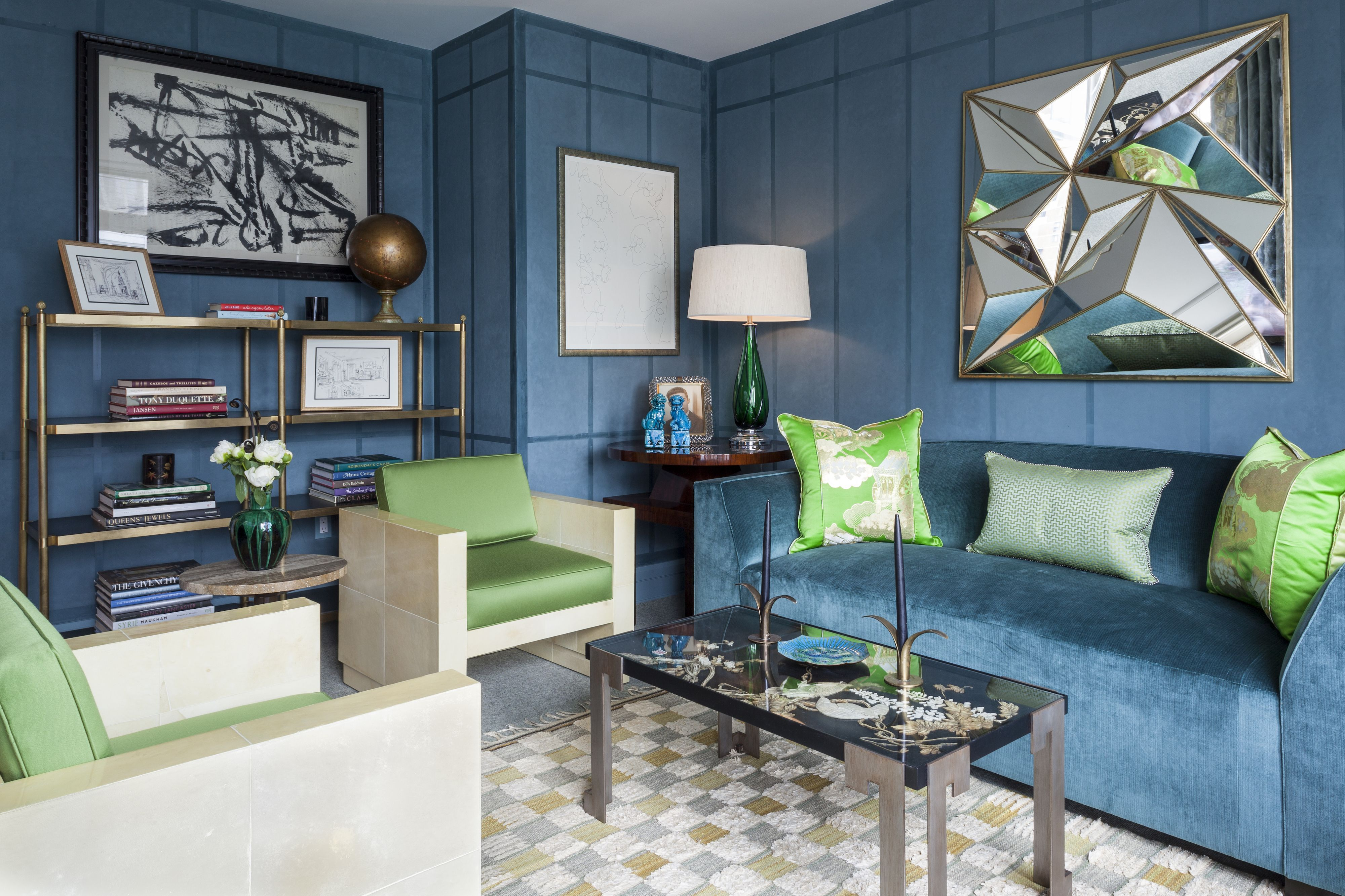 30 Room Colors For A Vibrant Home - Paint Colors For Bright Interior ...