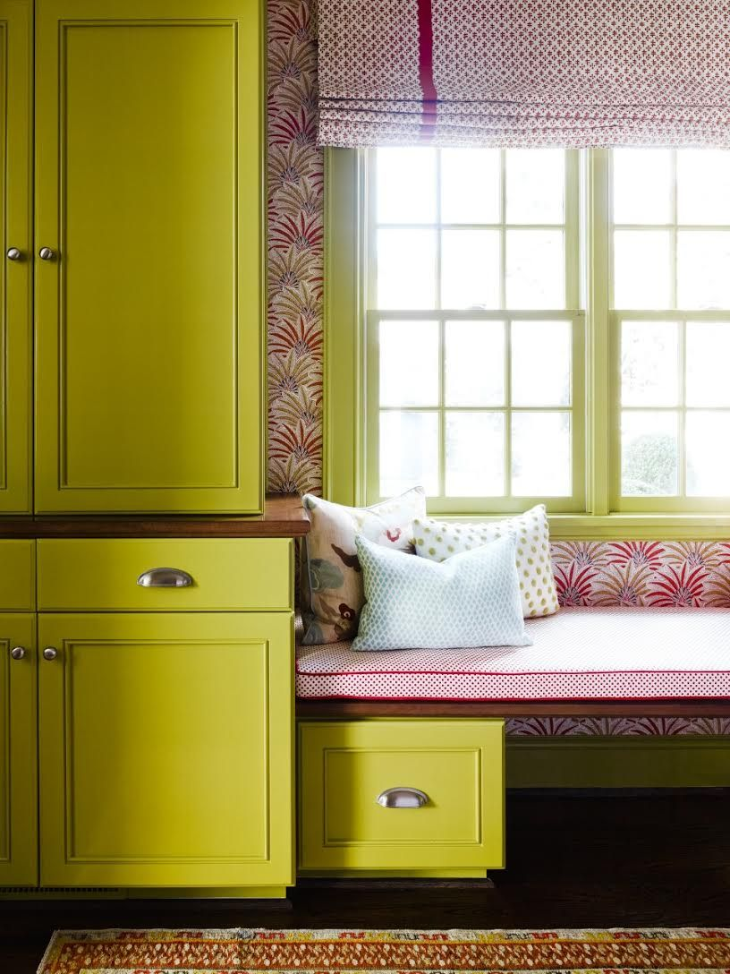 House design yellow - 30 Room Colors For A Vibrant Home Paint Colors For Bright Interior Design
