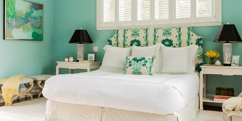 40 Vibrant Room Color Ideas - How to Decorate With Bright Colors