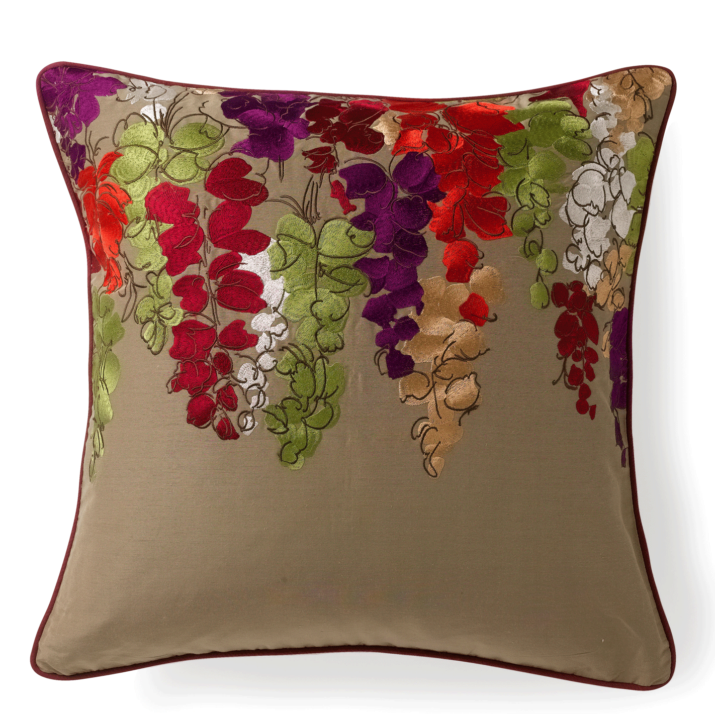 cushion etsy purple pillow throw gold and pillows of pin cover pots accent