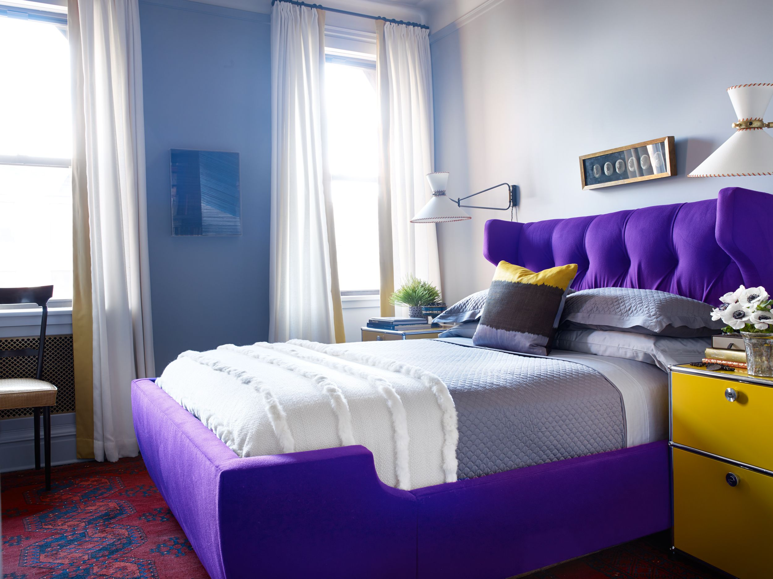 Bedroom Colors Bright 30 room colors for a vibrant home - paint colors for bright interior