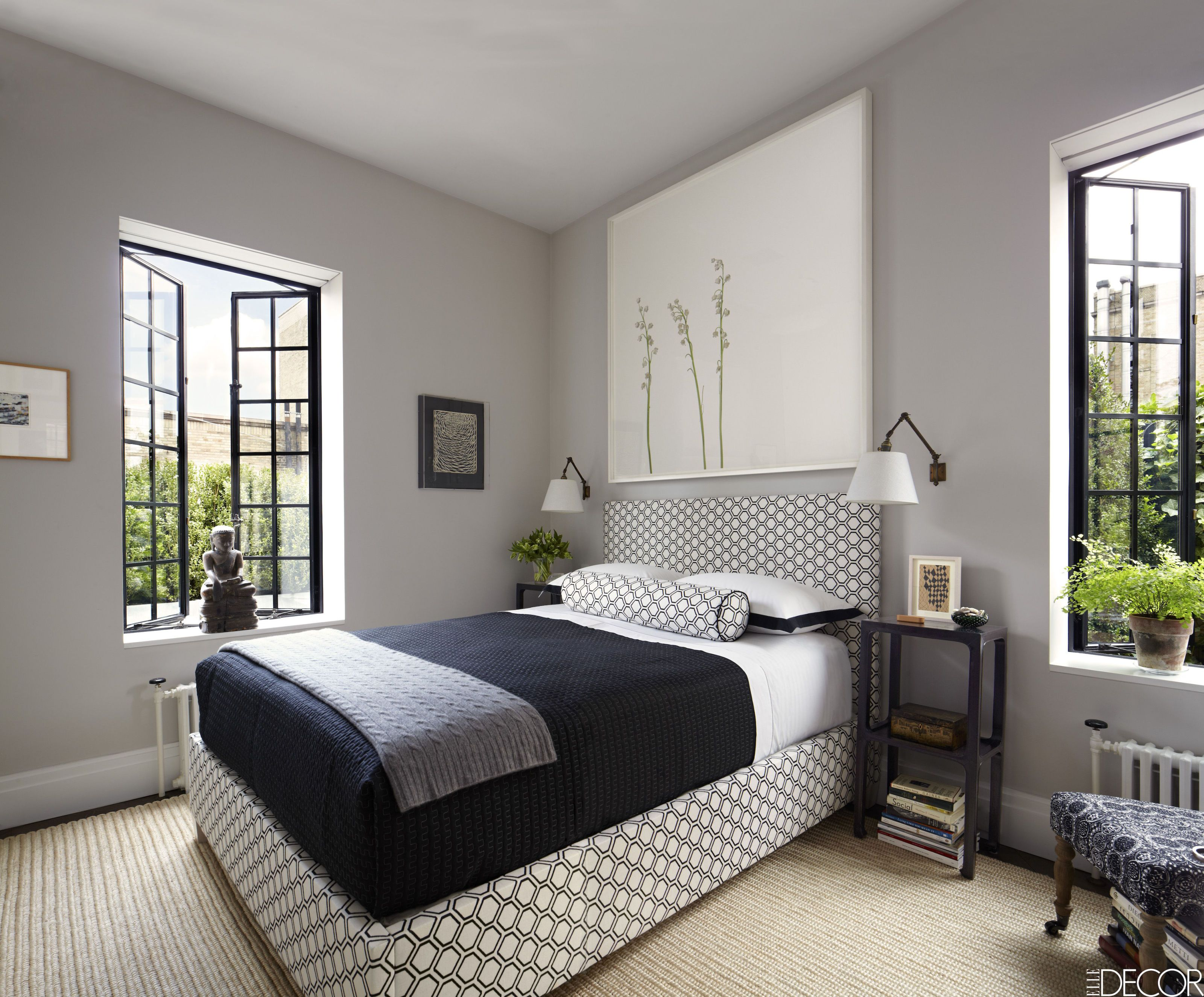 8. Take Advantage Of Wall Space & 10 Expert Lighting Tips for Apartments - How To Brighten an Apartment