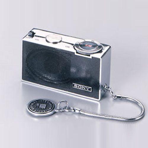 Sony ICR-100 Radio