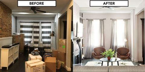 Home Makeover Ideas - Pictures of Room Design Makeovers
