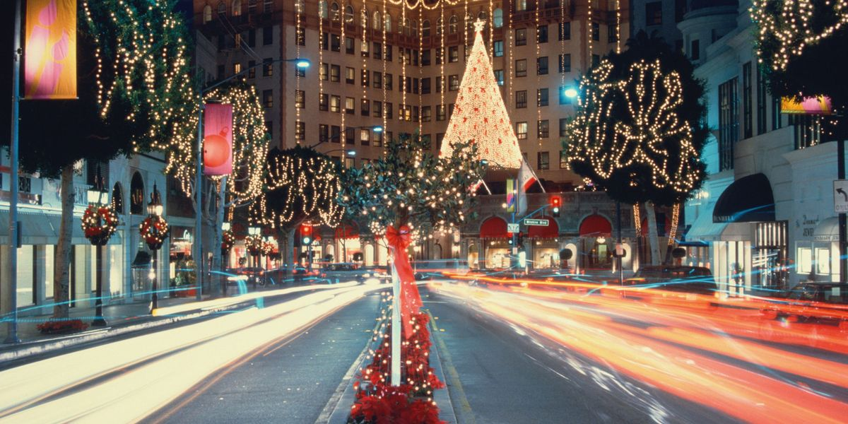 12 Best Things To Do In Los Angeles During The Holidays - How To Spend Christmas In LA