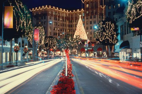 Christmas In Los Angeles.12 Best Things To Do In Los Angeles During The Holidays
