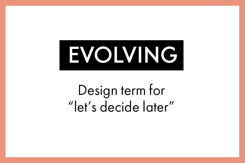 Interior Design Descriptive Words 20 interior design terms defined - designer jargon explained