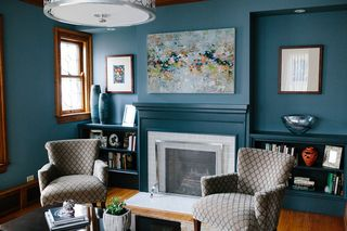 60 Stylish Blue Walls Ideas For Blue Painted Accent Walls