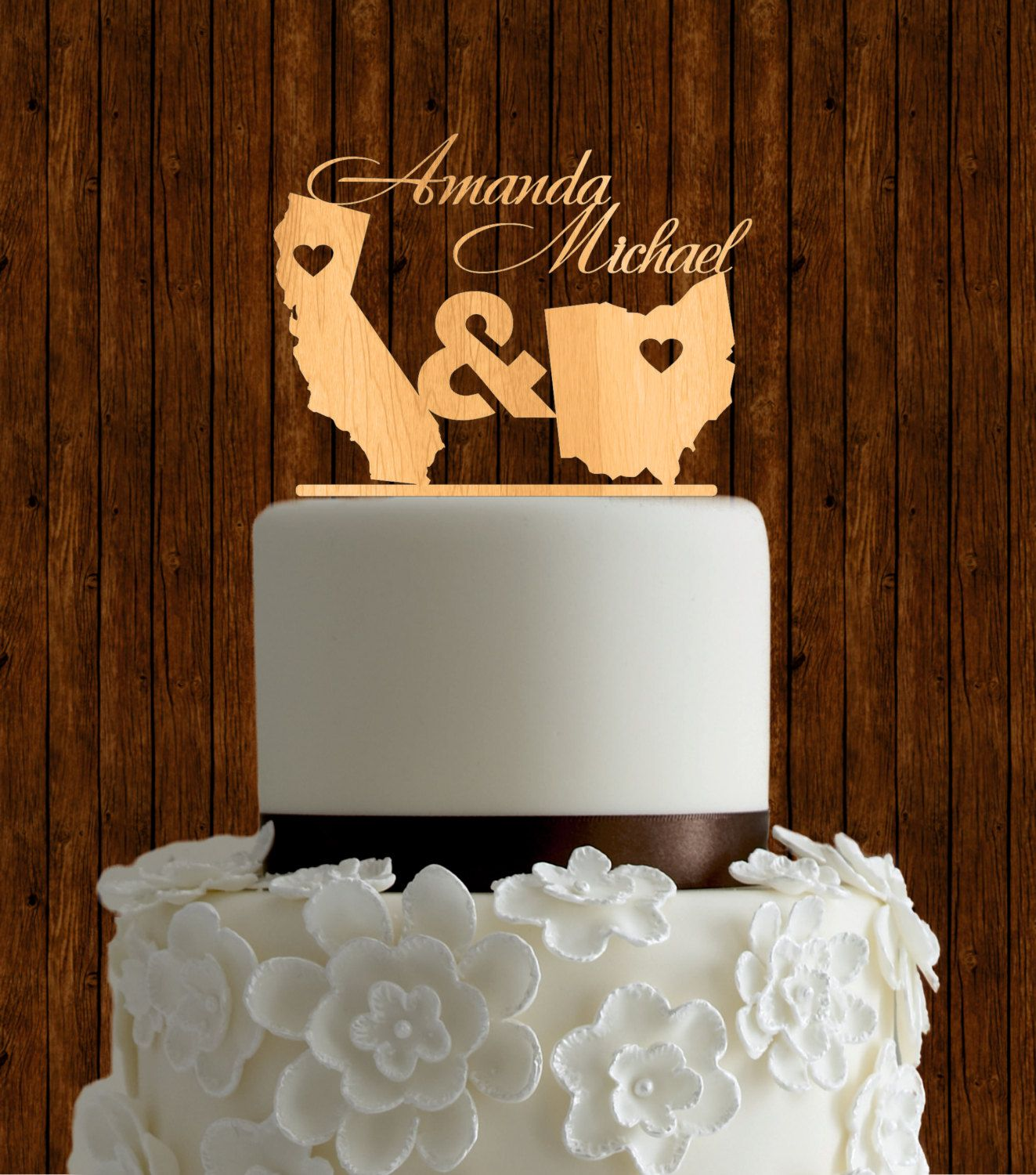 20 unique wedding cake toppers cute ideas for topping your 20 unique wedding cake toppers cute ideas for topping your wedding cake junglespirit Gallery