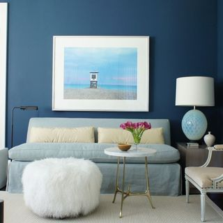53 Stylish Blue Walls - Ideas for Blue Painted Accent Walls