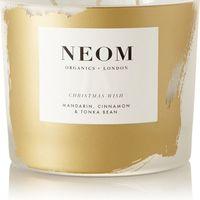 Neom organics christmas candle
