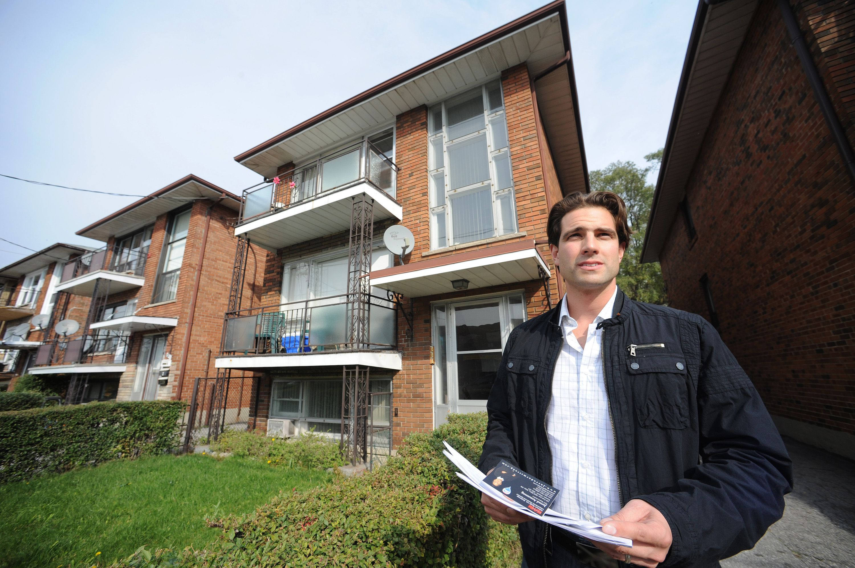 Hgtv Star Scott Mcgillivray From Income Property And His Best Tips For Ing A House