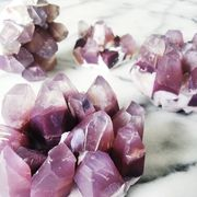 Purple, White, Violet, Pink, Lavender, Natural material, Mineral, Sweetness, Quartz, Amethyst,