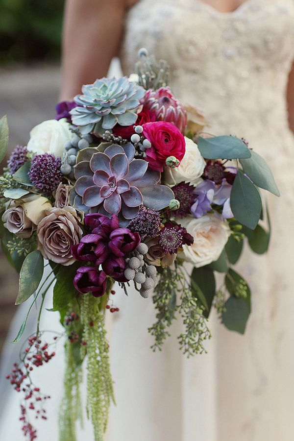 30 Best Wedding Flower Bouquets